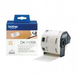 BROTHER DK-11209 ETICHETTE...